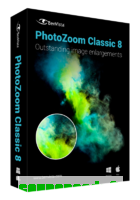 PhotoZoom Classic 8 discount coupon