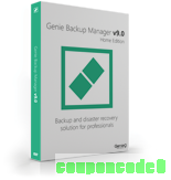 cheap Genie Backup Manager Home 9