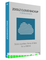 Zoolz Business Cloud Backup Plan 1 Year discount coupon