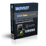 Movkit Zune Video Converter discount coupon