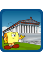 Smarty travels to ancient Athens discount coupon