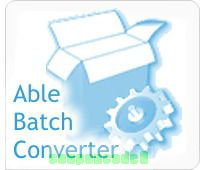 Able Batch Converter discount coupon