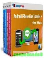 Backuptrans Android iPhone Line Transfer + for Mac (Personal Edition) discount coupon