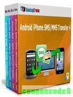 Backuptrans Android iPhone SMS/MMS Transfer + (Personal Edition) discount coupon