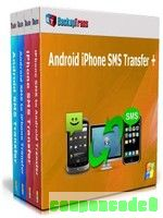 Backuptrans Android iPhone SMS Transfer + (Personal Edition) discount coupon