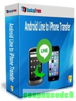 Backuptrans Android Line to iPhone Transfer (Personal Edition) discount coupon