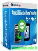 cheap Backuptrans Android Line to iPhone Transfer for Mac (Personal Edition)