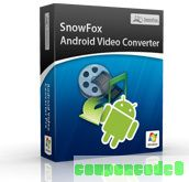 SnowFox Android Video Converter Pro discount coupon