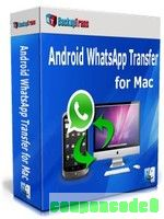 Backuptrans Android WhatsApp Transfer for Mac(Personal Edition) discount coupon