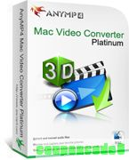cheap AnyMP4 Mac Video Converter Platinum