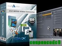mediAvatar AVI MPEG Video Converter discount coupon