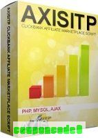 AxisITP ClickBank Affiliate Marketplace Script discount coupon