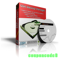 GSA Backup Manager discount coupon