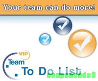 A VIP Team To Do List discount coupon