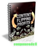 Content Flipping Profits discount coupon