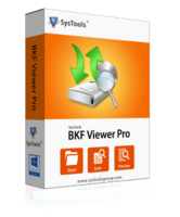 SysTools BKF Viewer Pro discount coupon