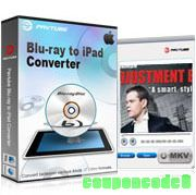 Pavtube Blu-ray to Apple Converter for Mac discount coupon