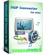4Videosoft 3GP Converter for Mac discount coupon