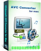 4Videosoft AVC Converter for Mac discount coupon