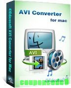 4Videosoft AVI Converter for Mac discount coupon