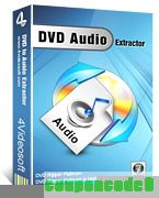 4Videosoft DVD Audio Extractor discount coupon