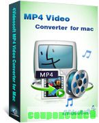 4Videosoft MP4 Video Converter for Mac discount coupon