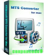 4Videosoft MTS Converter for Mac discount coupon