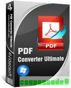 4Videosoft PDF Converter Ultimate discount coupon