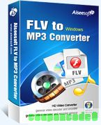 Aiseesoft FLV to MP3 Converter discount coupon