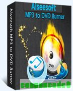 Aiseesoft MP3 to DVD Burner discount coupon