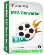 AnyMP4 MTS Converter discount coupon