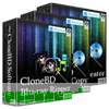 CloneBD Blu-ray Suite – 1 Year License discount coupon