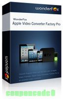 Apple Video Converter Factory Pro discount coupon
