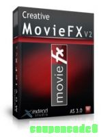 Creative MovieFX v2 discount coupon