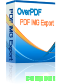 OverPDF PDF Image Export discount coupon