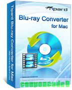 Tipard Blu-ray Converter for Mac discount coupon
