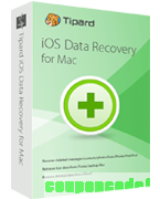 Tipard iOS Data Recovery for Mac discount coupon