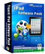 Tipard iPad Software Pack discount coupon