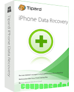 Tipard iPhone Data Recovery discount coupon