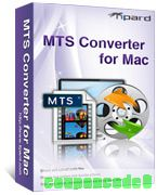 Tipard MTS Converter for Mac discount coupon