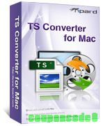 Tipard TS Converter for Mac discount coupon