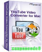 Tipard YouTube Video Converter for Mac discount coupon