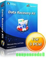 Spotmau Data Recovery Kit 2010 discount coupon