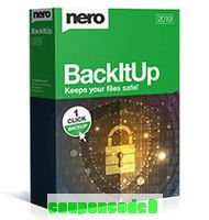 Nero BackItUp 2019 discount coupon