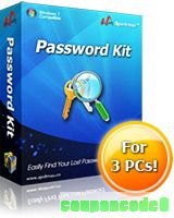 Spotmau Password Kit 2010 discount coupon