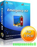 Spotmau Emergency Kit 2010 discount coupon