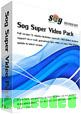 Sog Super DVD/Video Pack discount coupon