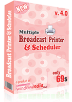 BroadCast Batch Printing discount coupon