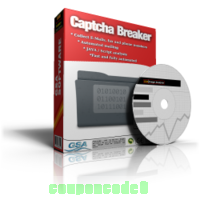 GSA Captcha Breaker discount coupon