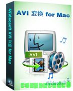 4Videosoft AVI 変換 for Mac discount coupon